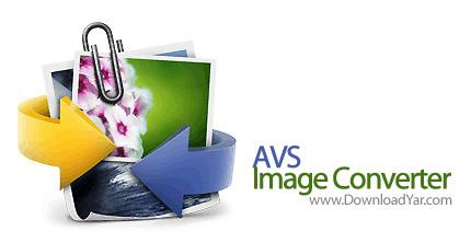 دانلود AVS Image Converter v1.3.2.141 - نرم افزار تبدیل فرمت ها در تصاویر