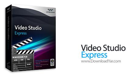 دانلود Wondershare Video Studio Express v1.2.0.4 - نرم افزار ویرایش فیلم ها و ساخت اسلایدشو