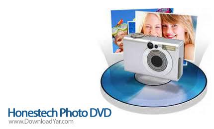 دانلود Honestech Photo DVD v4.0.28 - نرم افزار ساخت آلبوم های عکس به صورت DVD