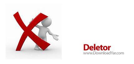 دانلود Deletor v4.0.41001 - نرم افزار پاکسازی فایل ها