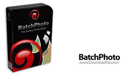 دانلود BatchPhoto Pro v2.7.0 - نرم افزار ویرایش و تغییرات دسته ای تصاوير