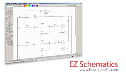 دانلود EZ Schematics v1.4.32 - نرم افزار طراحی مدارات الکترونیکی
