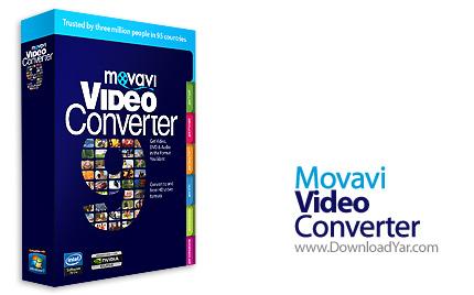 دانلود Movavi Video Converter v10.2.1 - نرم افزار تبدیل فایل های ویدیویی