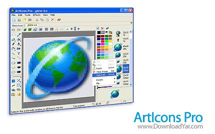 دانلود ArtIcons Pro v5.29 - نرم افزار ساخت و ویرایش آیکون
