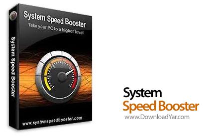 دانلود System Speed Booster v2.8.2.2 - نرم افزار افزايش سرعت و بهينه سازی رايانه