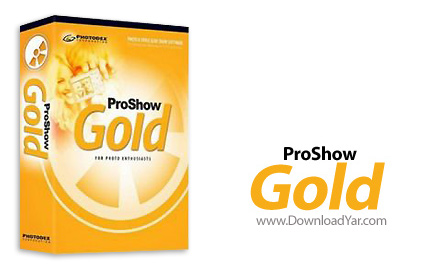 دانلود Photodex ProShow Gold v4.51.3003 - نرم افزار تبدیل عکس به فیلم