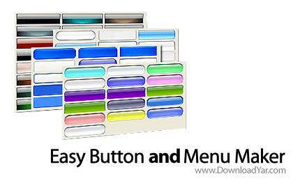 دانلود Blumentals Easy Button and Menu Maker Pro v2.1 - نرم افزار طراحی منوهای تحت وب
